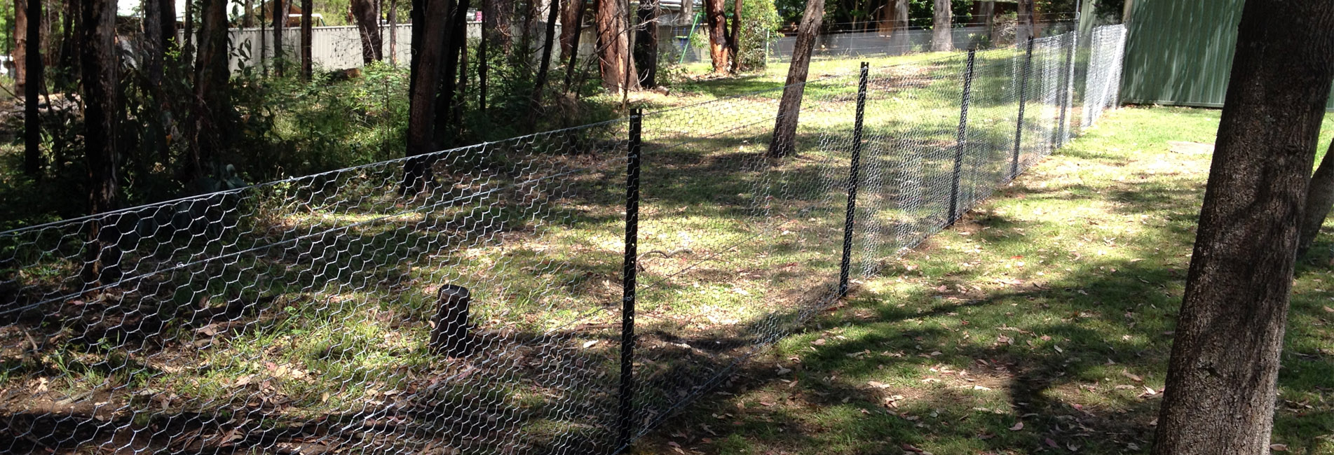 Fire Fencing and Chain Wire Fences Springwood